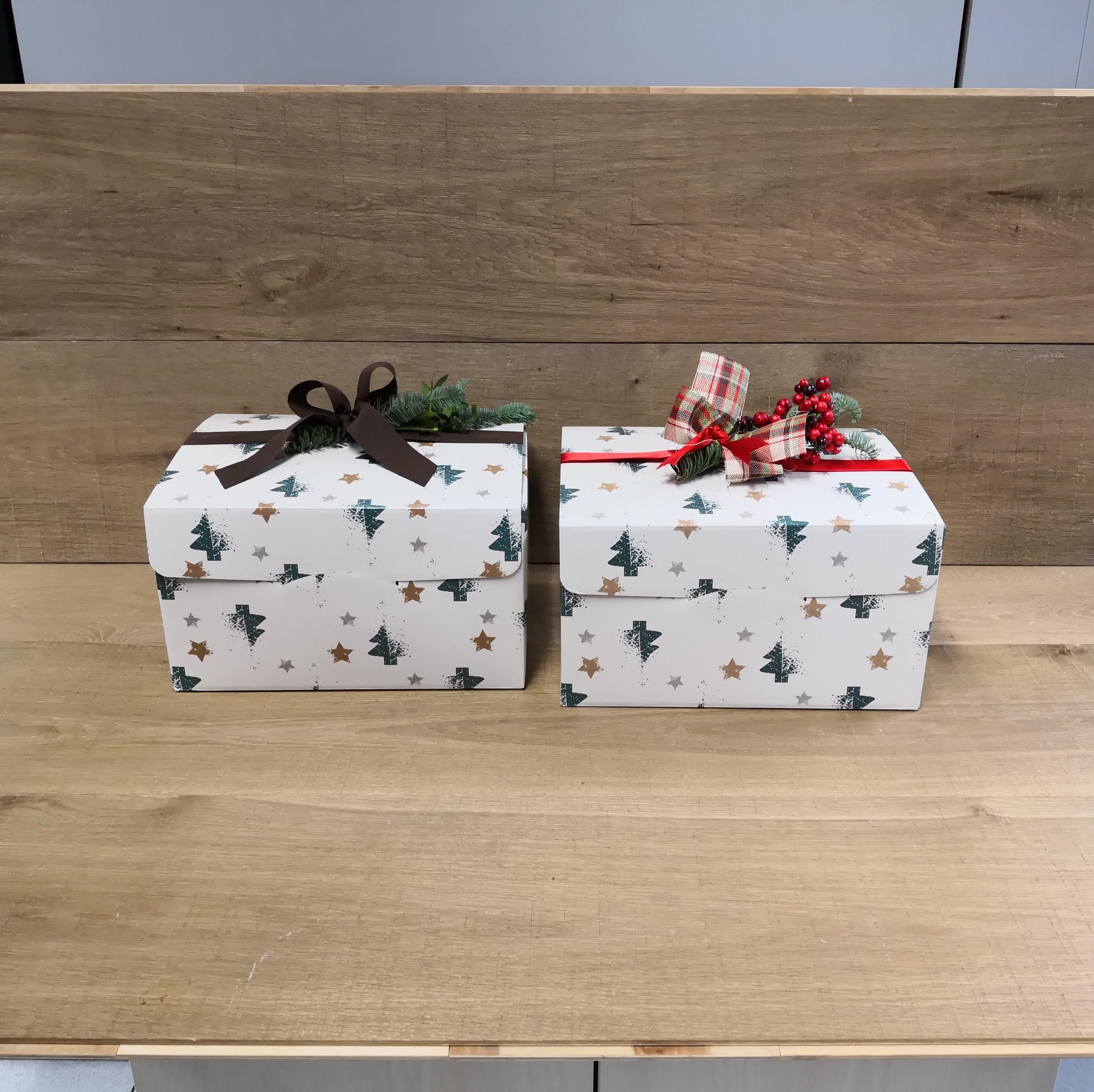 Cassette natalizie personalizzate